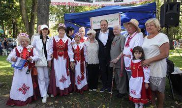 Чебан: Сегодняшний Кишинёв – это результат труда всех этносов