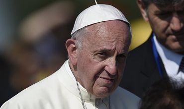 Папа призвал молиться за всех жертв взрыва и попросил Бога даровать мир на земле.