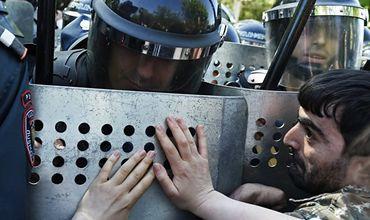 В Ереване полиция призывает не допустить участия подростков в протестах. Фото: Sputnik