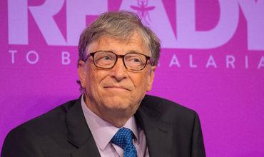 Основатель корпорации Microsoft Билл Гейтс.