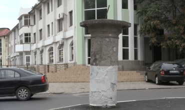 Бельцким афишным тумбам более 100 лет.