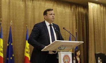 Министр МВД Андрей Нэстасе.
