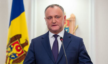 Додон: Молдова выступает против легализации однополых браков