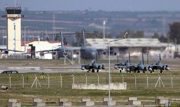 На турецкой авиабазе Инджирлик усилены меры безопасности