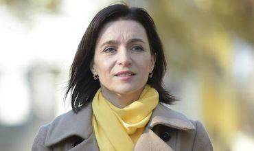 Майя Санду признала наличие у нее гражданства Румынии.