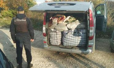 Пресечена попытка контрабанды шиповника из Молдовы