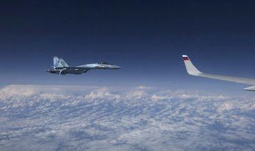 В НАТО прокомментировали ситуацию со сближением истребителя альянса и самолета Шойгу.