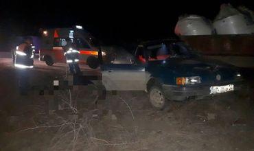 В Дондюшанском районе в ДТП погиб пассажир.