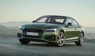 Audi обновила модель A5.