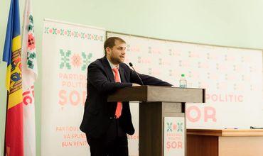 Илан Шор: Выход из кризиса в диалоге трех партий.