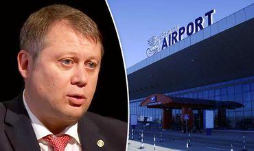 Брынзан: Сбор в 9 евро в аэропорту Кишинева не может быть отменен