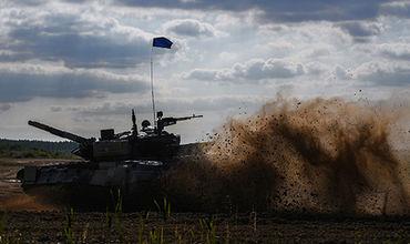 """Азербайджан отрепетирует """"разгром армянских военных сил""""."""