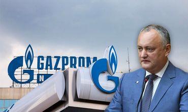 Додон: Я постараюсь добиться от Газпрома скидки на газ.