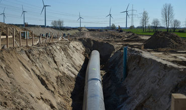Киев решил выбить у Москвы компенсацию за транзит газа.