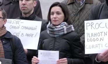 Майя Санду в письме Нацбанку призвала опубликовать полный отчет Kroll-2