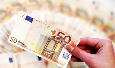 Евро подешевел на 11 банов и стоит 22 лея 29 банов.