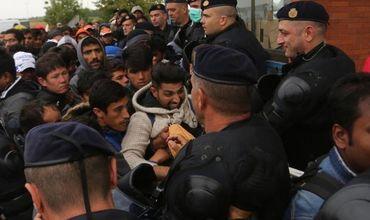 В Хорватии из-за миграционного кризиса с пенсии хотят отозвать 1,8 тыс. полицейских