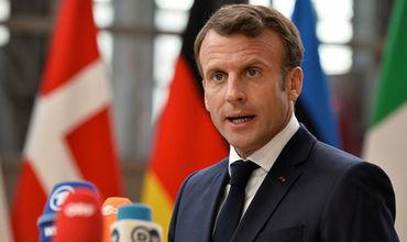 Макрон признал невозможность расширения ЕС.