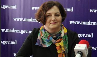 Министр сельского хозяйства, регионального развития и окружающей среды Джорджетта Минку.