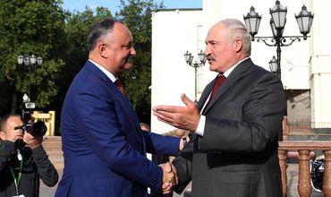 Лукашенко, Эрдоган, патриарх Кирилл: Додон рассказал, кто посетит РМ