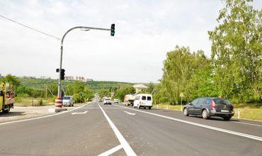 На Рышкановке завтра начнет работать интеллектуальный светофор.