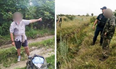 Находящийся в розыске гражданин РМ пытался незаконно пересечь границу.