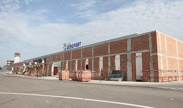 В Кишиневе начали реконструкцию международного аэропорта