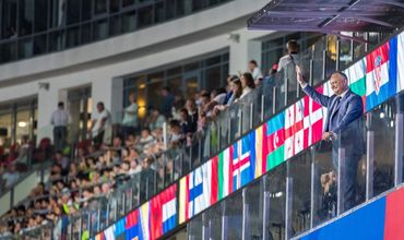 Игорь Додон прибыл в Минск на церемонию открытия Европейских игр.