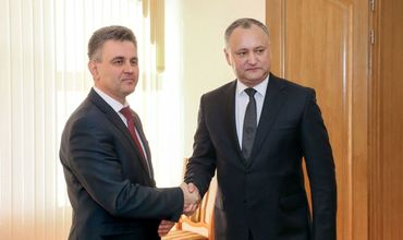 Встреча президента Молдовы и лидера Тирасполя должна состояться в середине сентября на правом берегу Днестра.