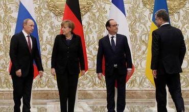Путин отказался от прямого общения с Киевом
