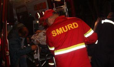 Экипаж SMURD доставил жителя Оргеева в больницу Бухареста