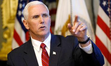 Вице-президент США приготовился к военному доминированию в космосе над Россией и Китаем. Фото: Reuters