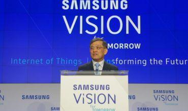 Directorul Samsung demisionează. Compania aștepta profituri mari