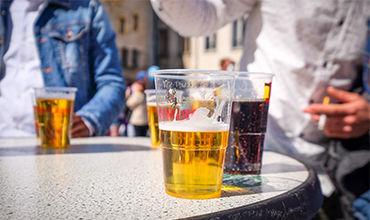 Британские медики показали, что риски от заболеваний, в том числе рака, связанные с употреблением алкоголя.