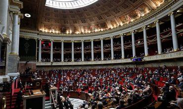 Правительство Франции ушло в отставку.