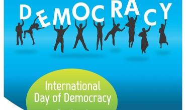 În această Zi internațională a democrației, chem toți tinerii din lume să conducă acest efort important de a asigura o democrație incluzivă în toata lumea.
