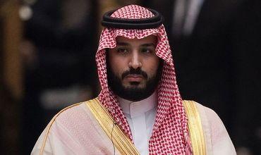 Наследный принц королевства Мухаммед бин Салман.