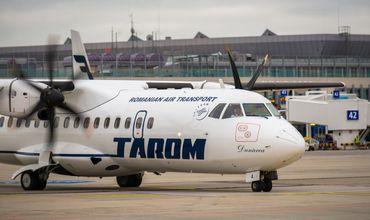 Авиакомпания Tarom аннулировала рейс Кишинев - Констанца.