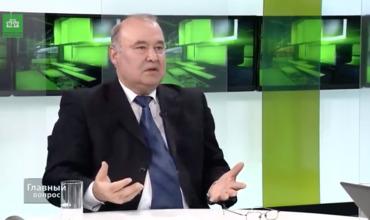 Экс-депутат парламента РМ Виктор Степанюк.