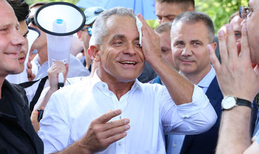 Бывший лидер ДПМ Влад Плахотнюк. Фото: ria.ru