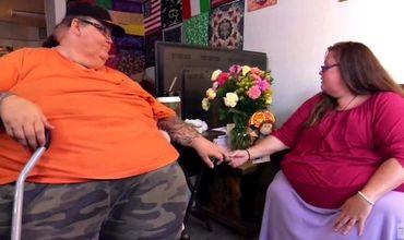 Un cuplu a slăbit 260 de kilograme pentru a putea face sex prima dată
