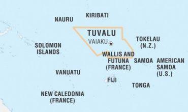 O mică naţiune insulară din Pacific şi-a mărit teritoriul în ultimii ani