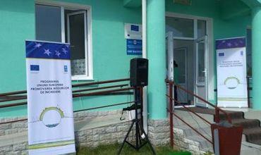 Европейский союз выделил более 123 тысяч евро на этот проект, а местные власти внесли почти 23 тысячи евро.