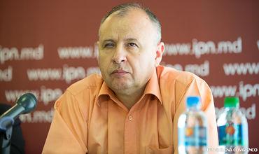 Директор Научно-исследовательского института юридических и политических наук Академии наук Молдовы Виктор Жук.