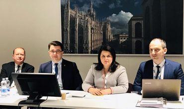 В Милане прошли консультации по проекту Декларации по приднестровскому вопросу.
