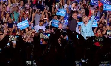 Демократическая партия США сфальсифицировала результаты праймериз.