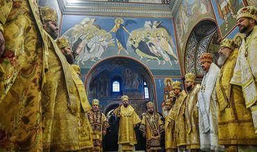 """В Киеве приняли к рассмотрению иск о регистрации """"новой церкви""""."""