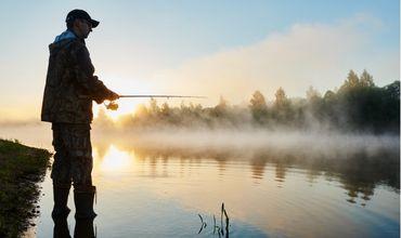 Завершился период запрета на вылов рыбы, за исключением редких видов