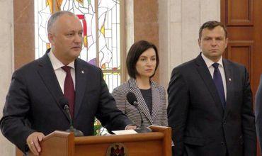 Игорь Додон: ДПМ экстренно выводит деньги из Молдовы.