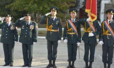 В этом году военная Академия